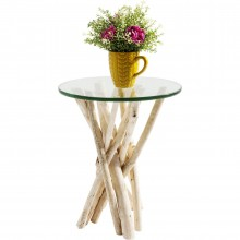 Table d'appoint Twig Nature Kare Design