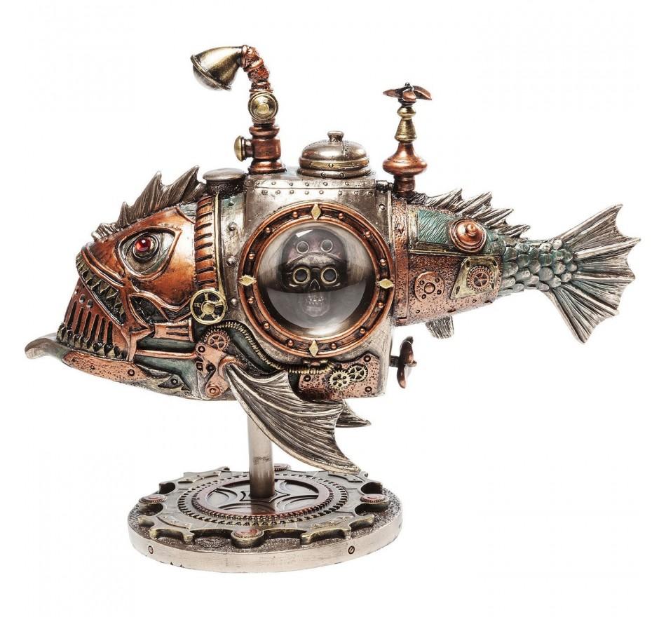 Déco Steampunk Submarine Kare Design