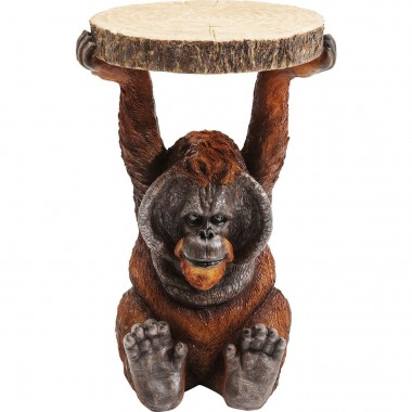 Table d'appoint Animal Orang Outan Kare Design