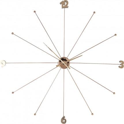 Horloge Umbrella or rose Kare Design