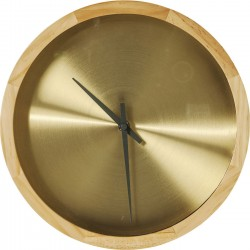 Horloge murale Edge or Kare Design