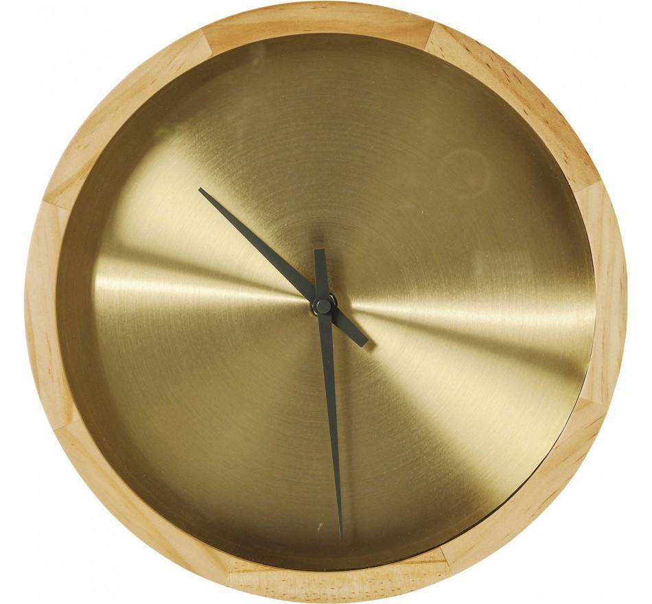 Horloge murale Edge or Kare Design