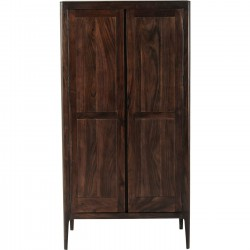 Armoire Brooklyn walnut Kare Design