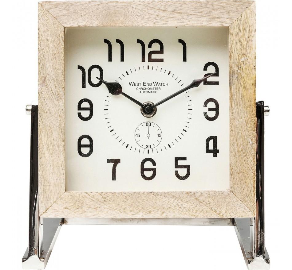 Horloge de table Cube