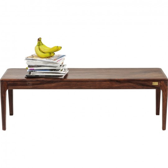Banc Brooklyn walnut 140 cm Kare Design