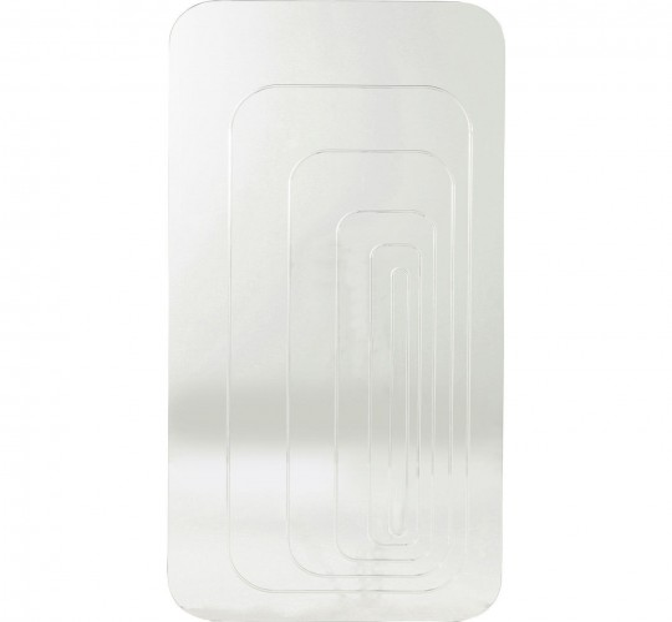 Miroir Meander 140x70 cm Kare Design