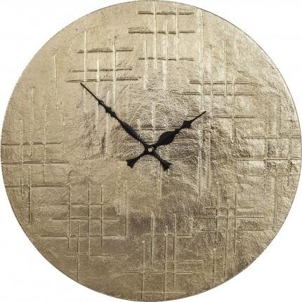 Horloge murale Gold Digger Kare Design
