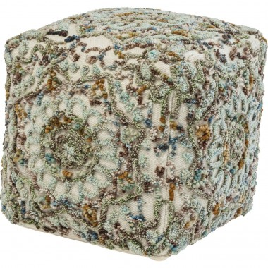 Pouf Arabian Flower Kare Design