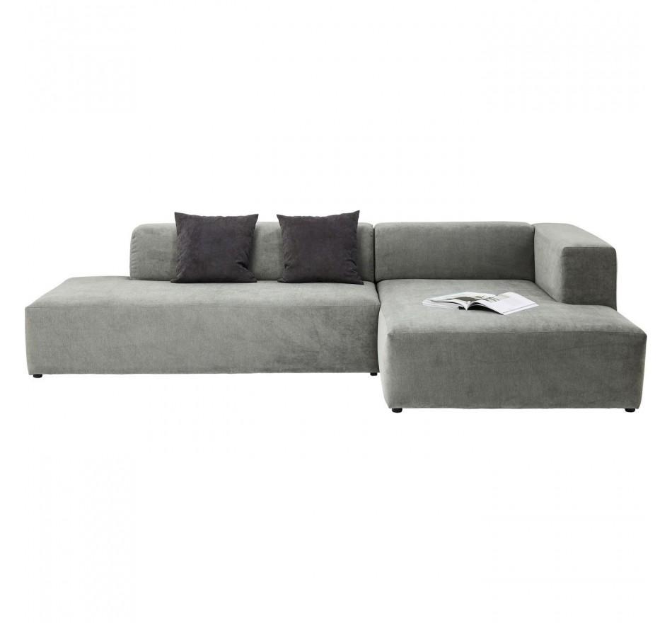 Sofa Pablo Grande angle droite Kare Design