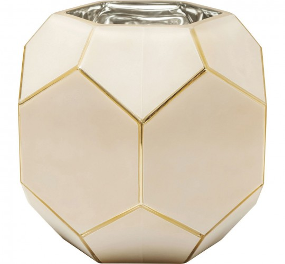 Vase Art rose Kare Design