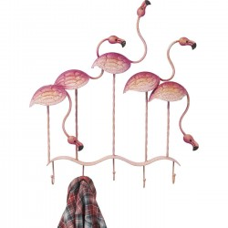 Portemanteau Flamingo Party Kare Design