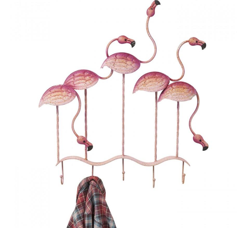 Portemanteau Flamingo Party Kare Design