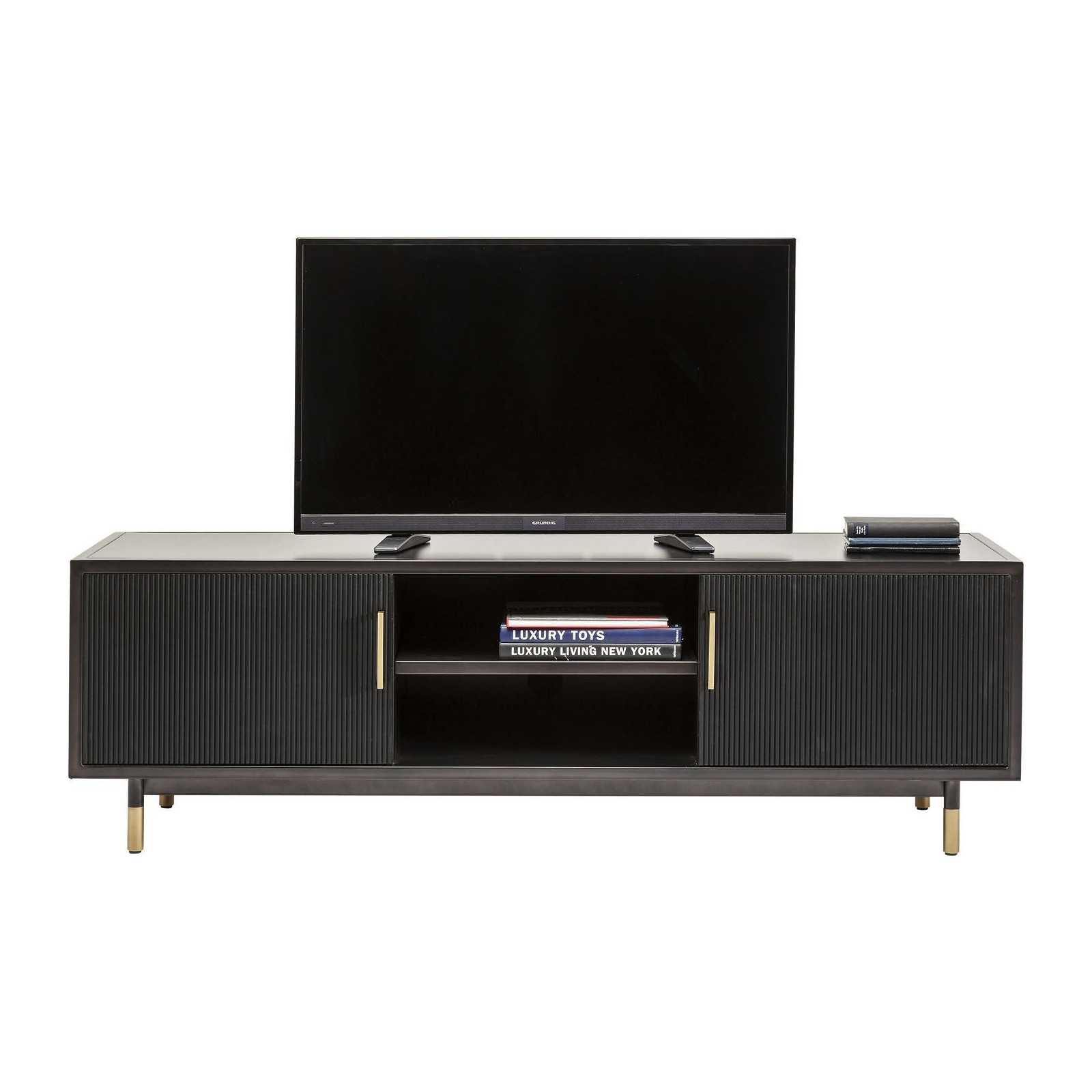 Meuble tv nero kare design - Meuble kare design ...