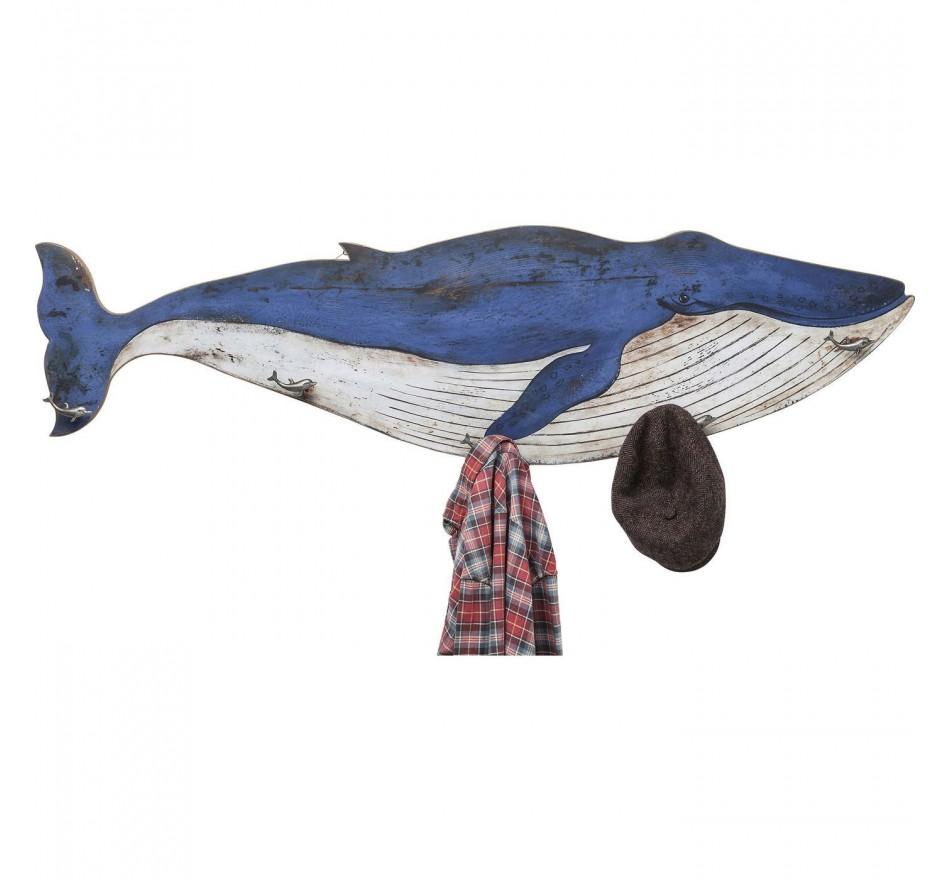 Portemanteau Blue Whale Kare Design
