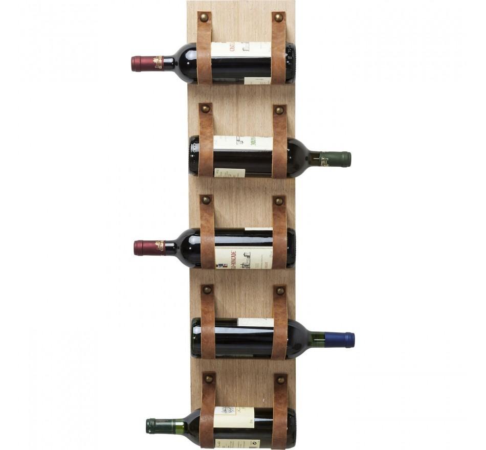 Porte-bouteilles Wall Flap Cinque Kare Design