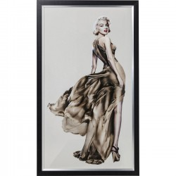 Tableau Frame Marilyn 172x100cm Kare Design
