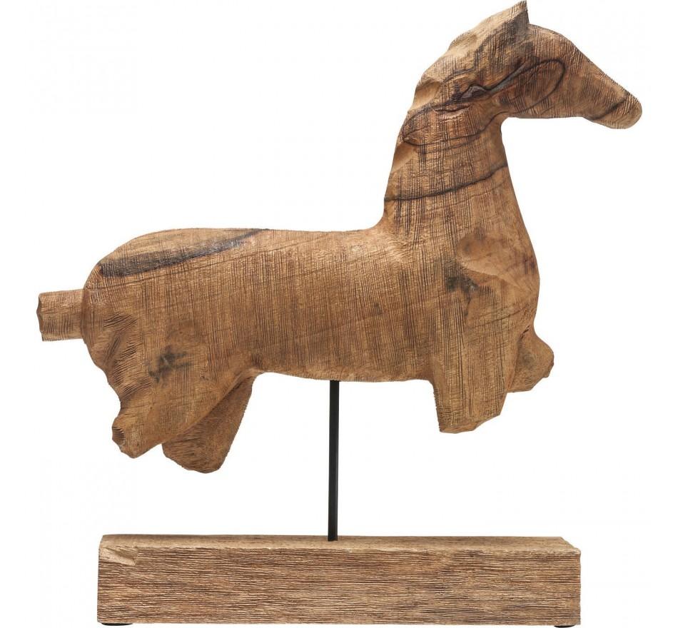 Figurine décorative Horse Nature Kare Design