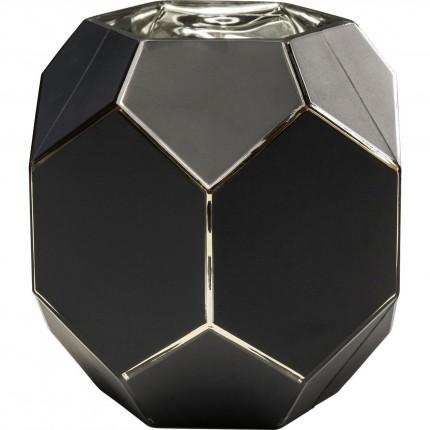 Vase Art noir 22cm Kare Design