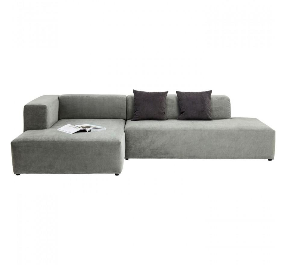 Canapé d'angle Pablo Grande gauche Kare Design