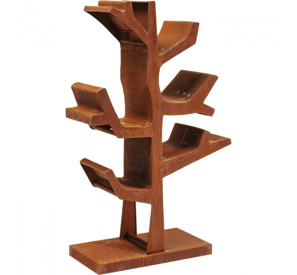 Etagère Multi Tree rusty Kare Design