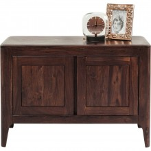 Commode Brooklyn walnut  2 portes Kare Design