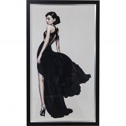 Tableau Frame Audrey 172x100cm Kare Design