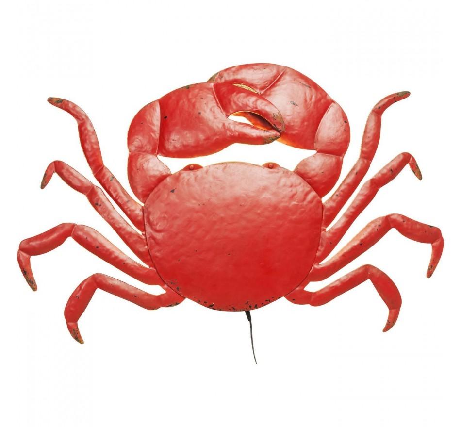 Décoration lumineuse Crab LED Kare Design