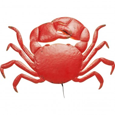 Applique murale Crabe LED Kare Design