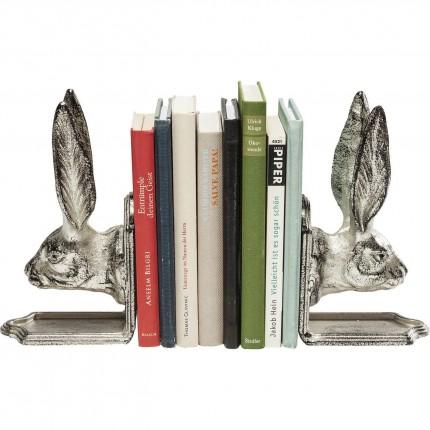 Serre-livres Lapins set de 2 Kare Design