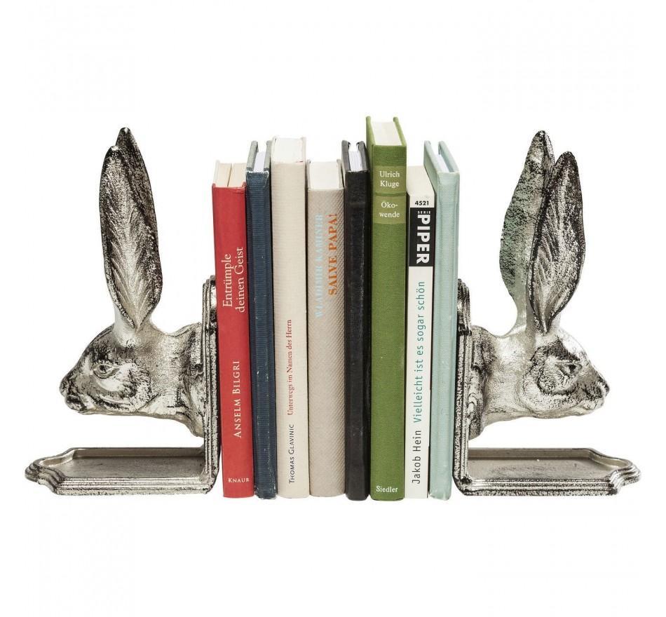 Serre-livres Rabbits 2/set Kare Design