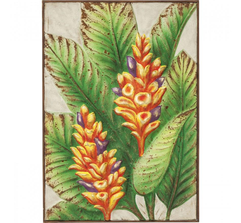 Décoration murale Jungle Flower Kare Design