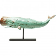 Figurine décorative Whale Base Kare Design
