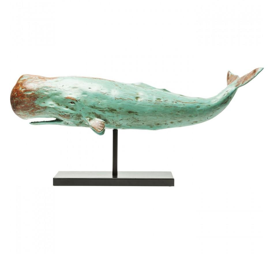 Figurine décorative Whale Base Kare Design