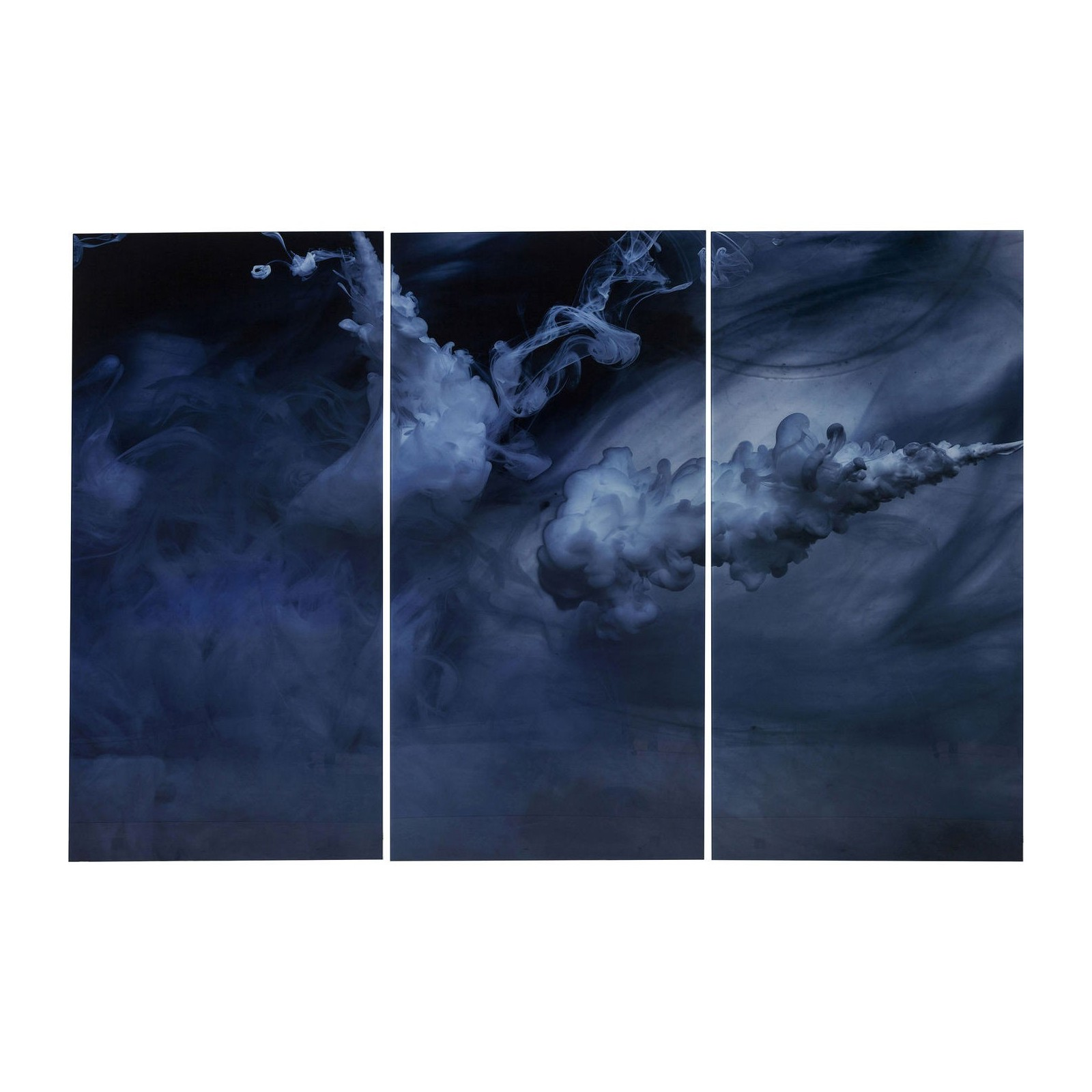 tableaux en verre nuages clouds kare design. Black Bedroom Furniture Sets. Home Design Ideas