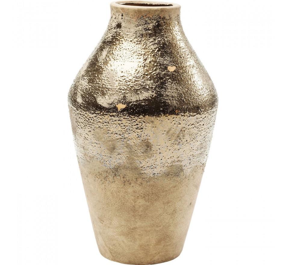 Vase Shimmery or rose 38cm Kare Design