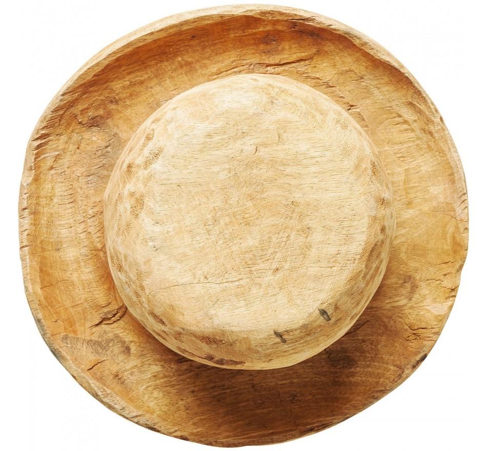 Chapeau décoratif Bowler Kare Design