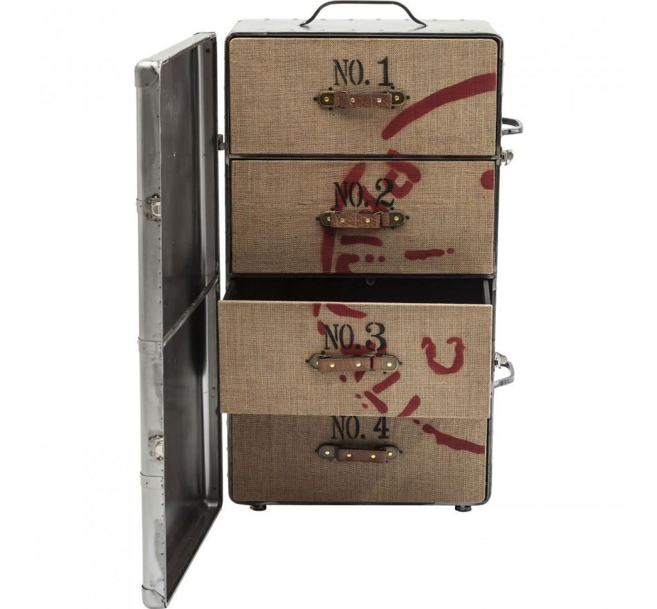 Coffre Suitcase Kare Design