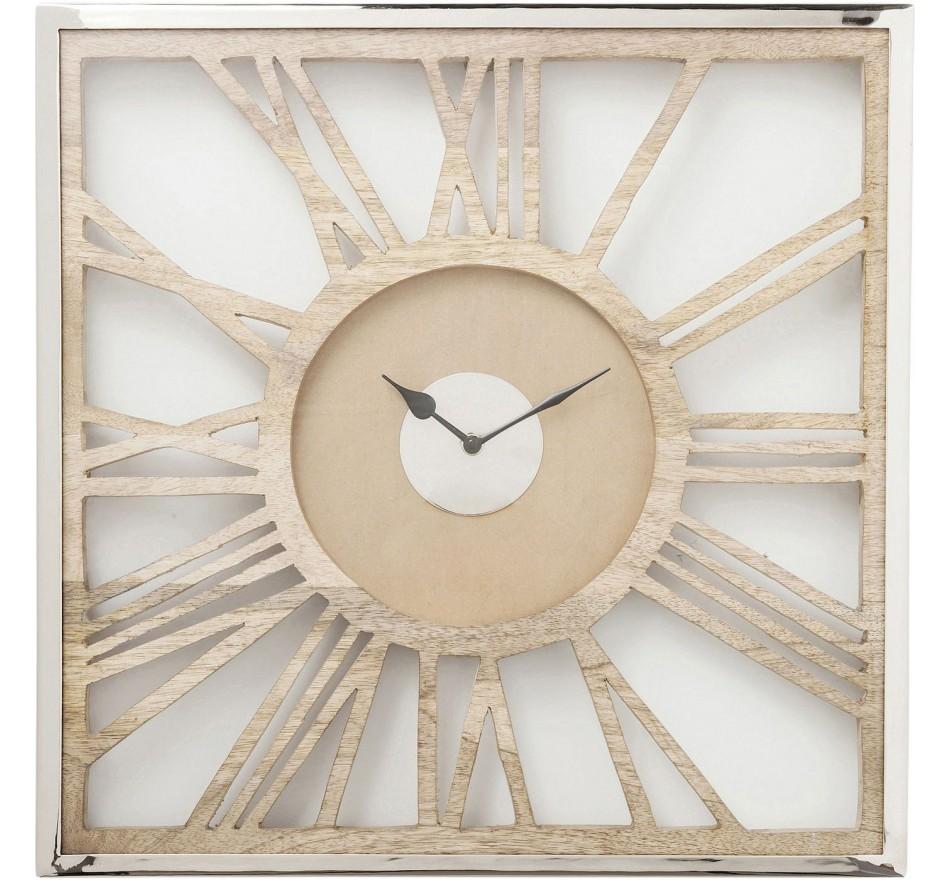 Horloge murale Ranger 46x46cm Kare Design