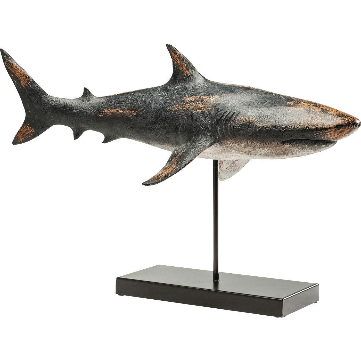 Déco requin sur base Kare Design