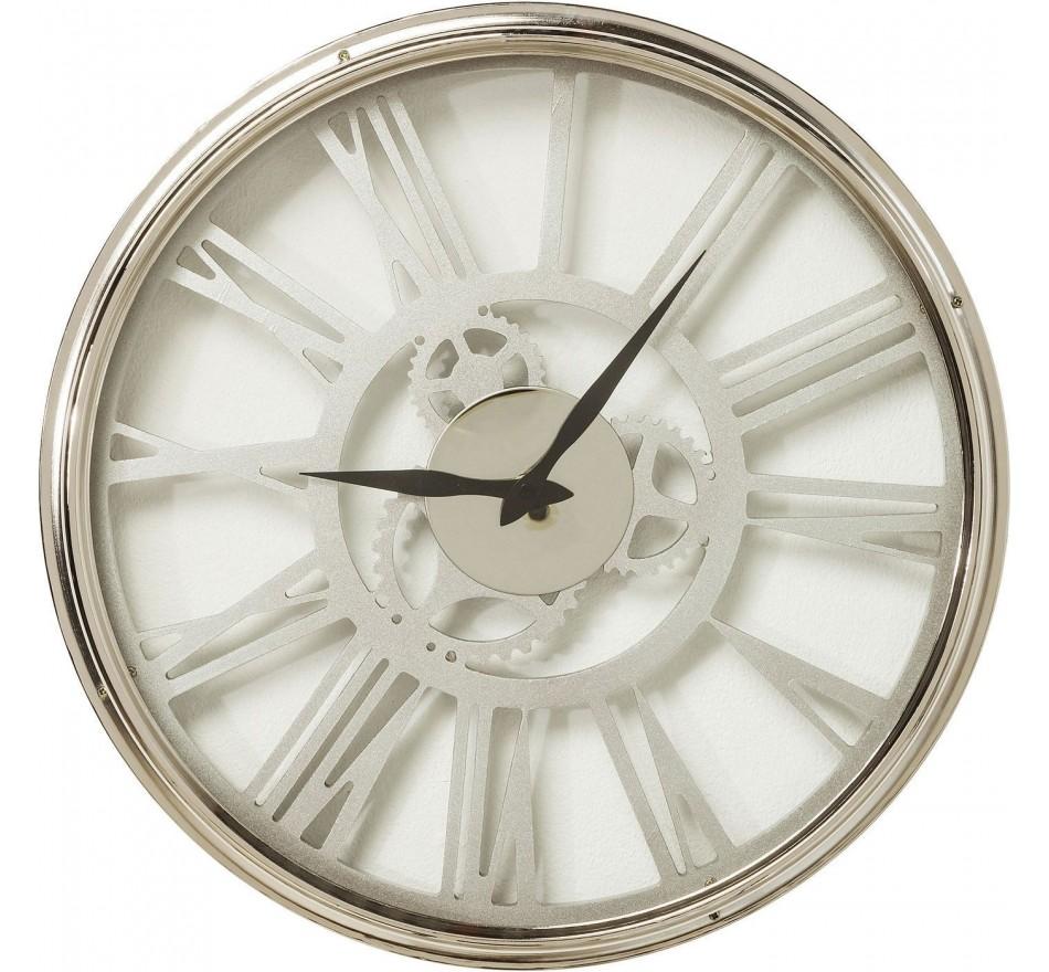 Horloge murale Factory Visible 45cm Kare Design