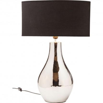 Lampe de table Drop gunmetal Kare Design