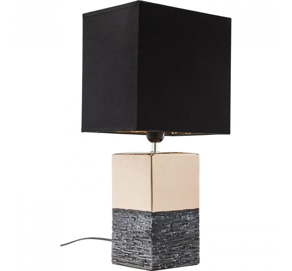 Lampe de table Creation carré GM Kare Design