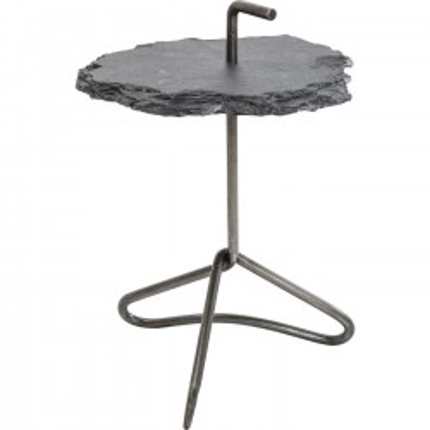 Table d'appoint Vulcano Handle 48cm Kare Design