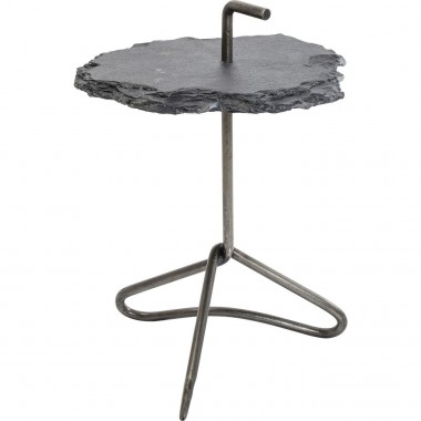 Table d'appoint Vulcano Handle 48cm Kare Design