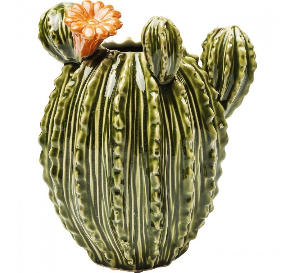 Vase Texas Cactus Flower 23cm