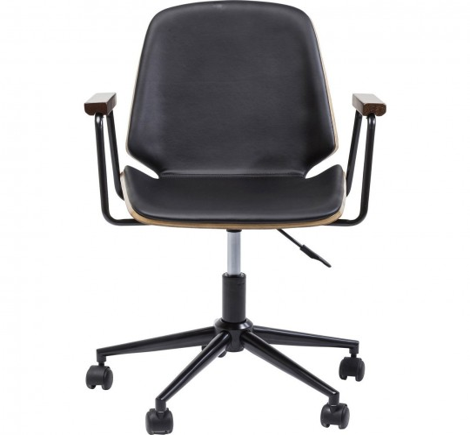 Chaise de bureau pivotante Work Kare Design