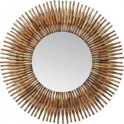 Miroir Sunlight 120cm Kare Design