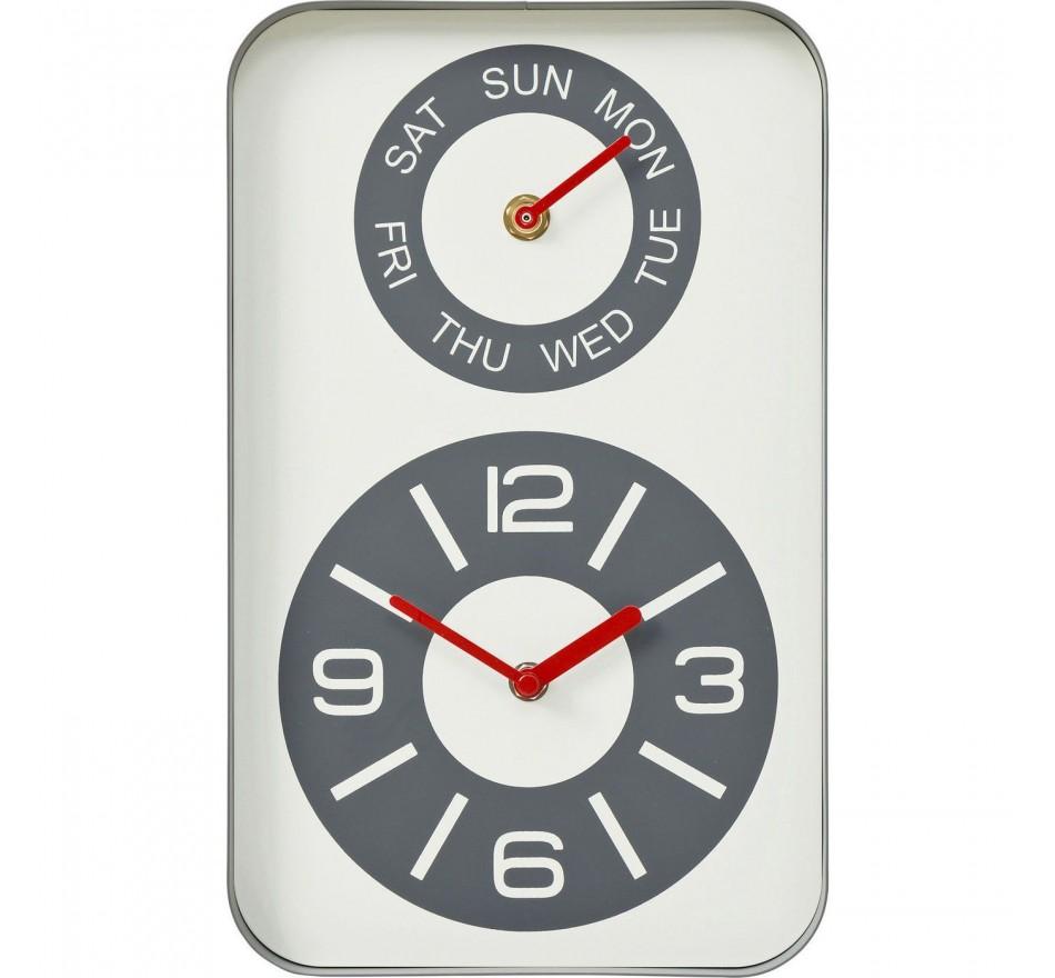 Horloge murale Days Kare Design