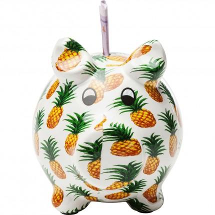 Tirelire Ananas Pig Kare Design