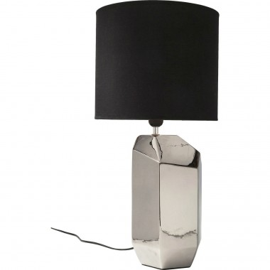 Lampe de table Diamond gunmetal Kare Design